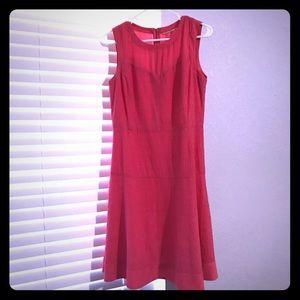 Pink Halogen Dress